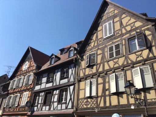 ravalement de façade maison colombage