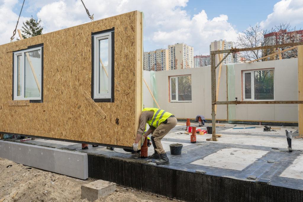 extension maison modulaire