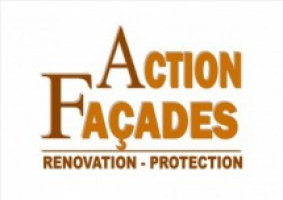Logo Action Facades - Applicateur Exclusif VERTIKAL