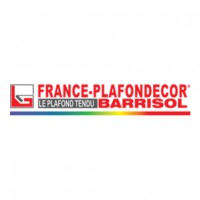 Logo France Plafond Décor