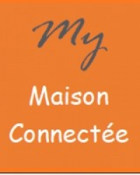 Logo My Maison Connectée by Econ'home- Solabaie