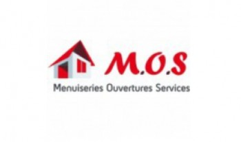 Logo MOS Menuiseries Ouvertures Services