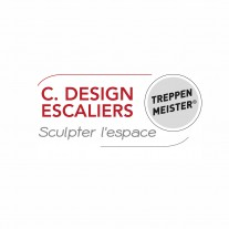 Logo C Design Escaliers