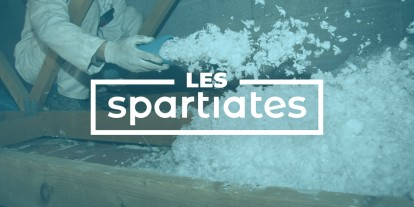 Logo Les Spartiates