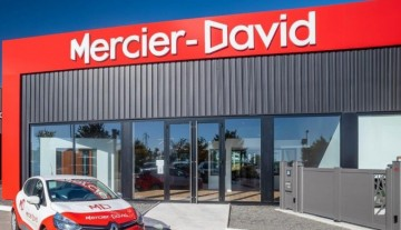 Logo MERCIER-DAVID Nancy