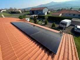 Installateur photovoltaïque Le Broc Auver Sol Avenir Anne