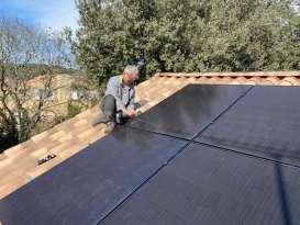 Installateur photovoltaïque Le Broc Auver Sol Avenir Annie
