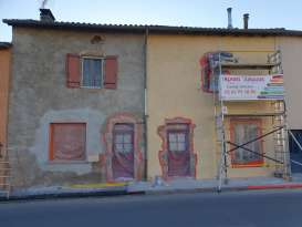 Rénovation de façades Saïx FAÇADES TARNAISES - Applicateur Exclusif VERTIKAL® Patricia