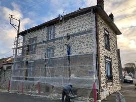 Rénovation de façades Levallois-Perret RAVALEMENT DU ROY - Applicateur Exclusif VERTIKAL® Frederic
