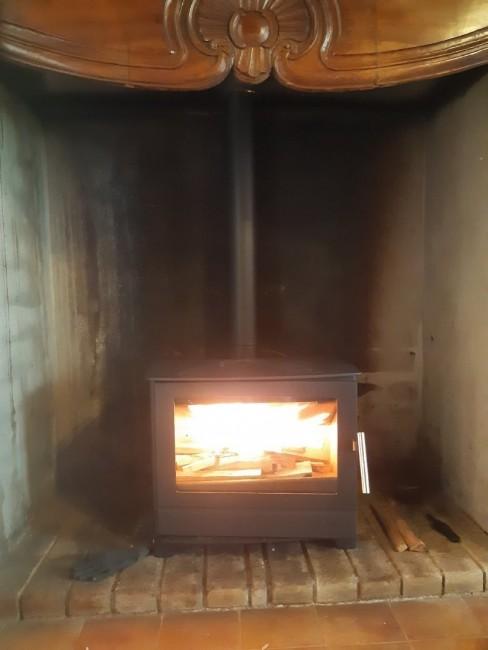 Cheminées, Poêle à bois, Fumisterie Carbonne La Maison du Poêle à Bois philippe