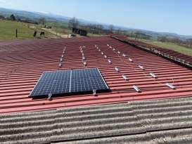 Installateur photovoltaïque Le Broc Auver Sol Avenir Serge