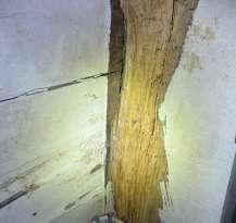 Isolation, ventilation, traitement de l'humidité, traitement des bois, Mérule Étrelles Centre Breton de l'Habitat Cyril
