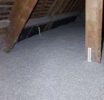 Isolation, ventilation, traitement de l'humidité, traitement des bois, Mérule Étrelles Centre Breton de l'Habitat Nicole