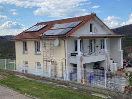 Installateur photovoltaïque Le Broc Auver Sol Avenir pascal