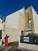 Rénovation de façades Nantes MISSION FAÇADES - Applicateur Exclusif VERTIKAL® Christophe