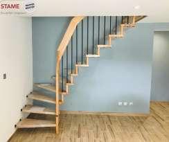 Créateur d'Escaliers Tampon STAME Frédéric