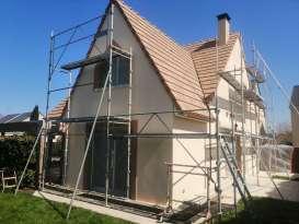 Rénovation de façades Le Mans CREA'FAÇADES- Applicateur Exclusif VERTIKAL® Bruno