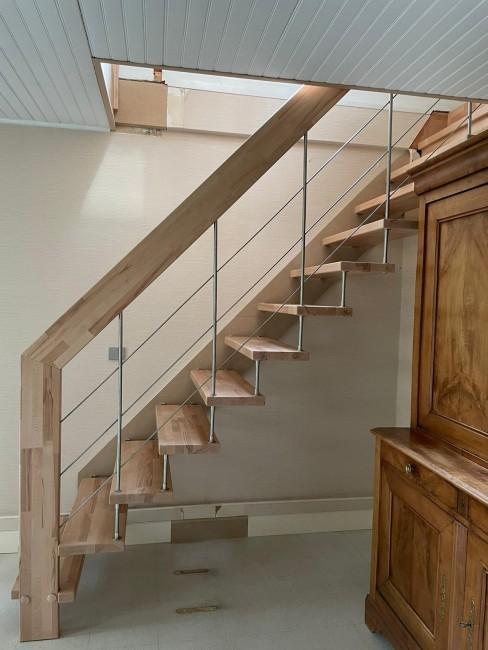 Créateur d'Escaliers Saint-Ouen-l'Aumône AVM Escaliers jean