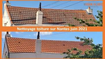 Rénovation de façades Nantes MISSION FAÇADES - Applicateur Exclusif VERTIKAL® Rosane