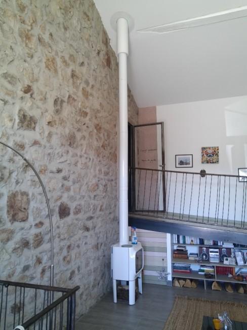 Poêles et inserts à granulés Saint-Symphorien-sur-Coise CHALEUR SURE - SANI THERM Maxime