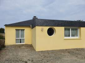 Rénovation de façades Saint-Pabu TALOC FAÇADES & PEINTURE - Applicateur exclusif VERTIKAL® Marie-Rose