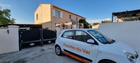 Ravalement de façades Le Pradet FAÇADES DU VAR - Applicateur Exclusif VERTIKAL® Japel83