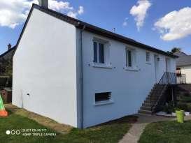 Rénovation de façades Preuilly-sur-Claise TURONE FAÇADES - Applicateur Exclusif VERTIKAL® Isa