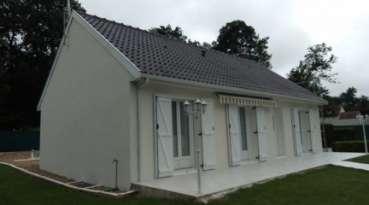 Rénovation de façades Auxerre Energie Façades - Applicateur Exclusif VERTIKAL Fernando