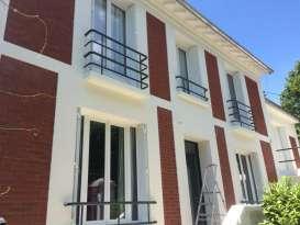 Façadier - Rénovation de façades - Tous types Ravalement Saint-Maur-des-Fossés Façade du Roy- Applicateur Exclusif VERTIKAL Vincent