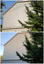 Ravalement de façades Pierrefeu-du-Var Façades du Var - Applicateur Exclusif VERTIKAL Bernard