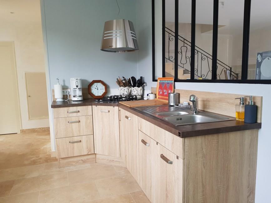 avis photos et devis sur cuisines raison ch tellerault. Black Bedroom Furniture Sets. Home Design Ideas