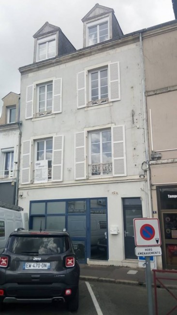 Rénovation de façades Le Mans Crea'Facades - Applicateur Exclusif VERTIKAL DOMINIQUE