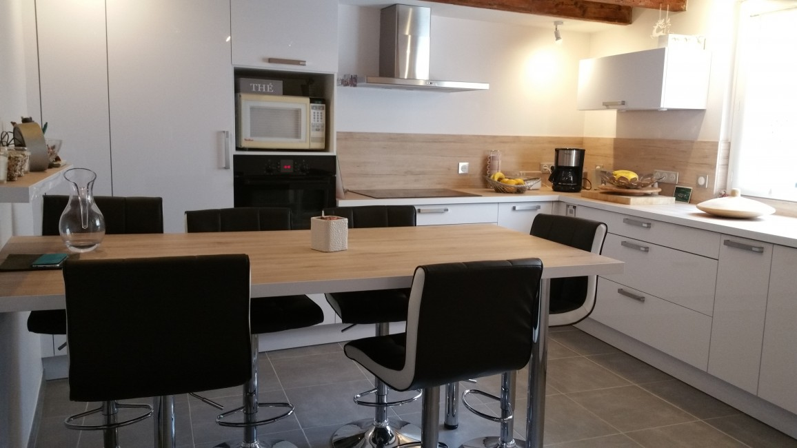 Aménager sa cuisine sur mesure castres clinea cuisine