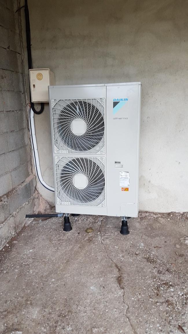 Chauffage climatisation Pompes à chaleur Cuisines professionnelles Albi ACF Chappert Didier