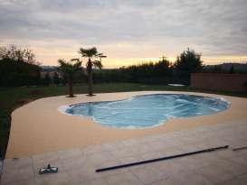 Création, entretien parcs & jardins, gazon synthétique, terrasse bois, sols perméable résine Gaillac Ambiance Paysage 81 - Fabien Manelphe Nicolas