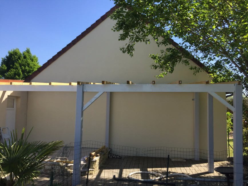Rénovation de façades Preuilly-sur-Claise Turone Façades - Applicateur Exclusif VERTIKAL Eric