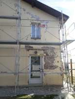 Rénovation de façades Hagetmau FAÇADES 40 - Applicateur Exclusif VERTIKAL Virginie