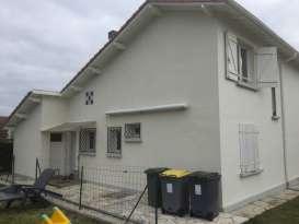 Rénovation de façades Hagetmau FAÇADES 40 - Applicateur Exclusif VERTIKAL Mireille