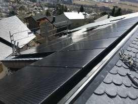 Fournisseur d'équipements d'énergie solaire SAILLAGOUSE CERDAGNE ENERGIE Jérémy