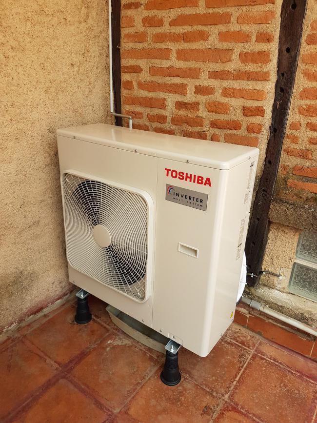 Chauffage climatisation Pompes à chaleur Cuisines professionnelles Albi ACF Chappert Guy