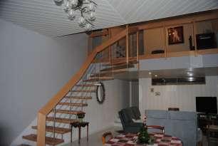 Créateur d'Escaliers Saint-Sauveur Simard Bruno Sarl Christian Gomez