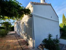 Rénovation de façades Ravalement de façades Toulouse ESPACE FAÇADES - Applicateur Exclusif VERTIKAL Christine