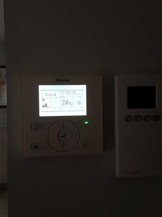 Chauffage climatisation Pompes à chaleur Cuisines professionnelles Albi ACF Chappert Bernard