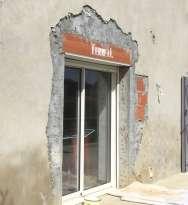 Rénovation de façades Hagetmau FAÇADES 40 - Applicateur Exclusif VERTIKAL Sandra