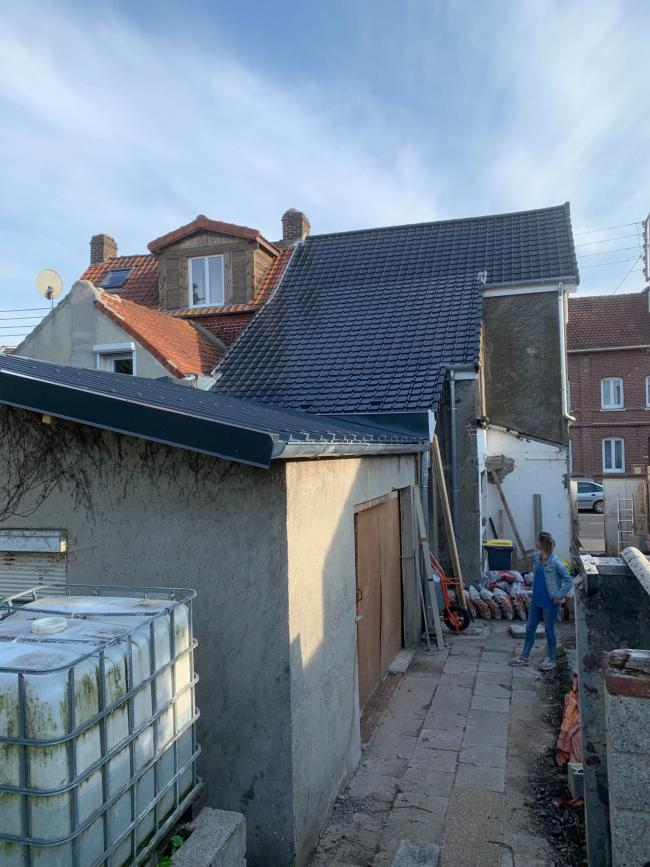 Charpente Couverture Velux Bully-les-Mines CCS Couverture Charpente Solaire Aymeric