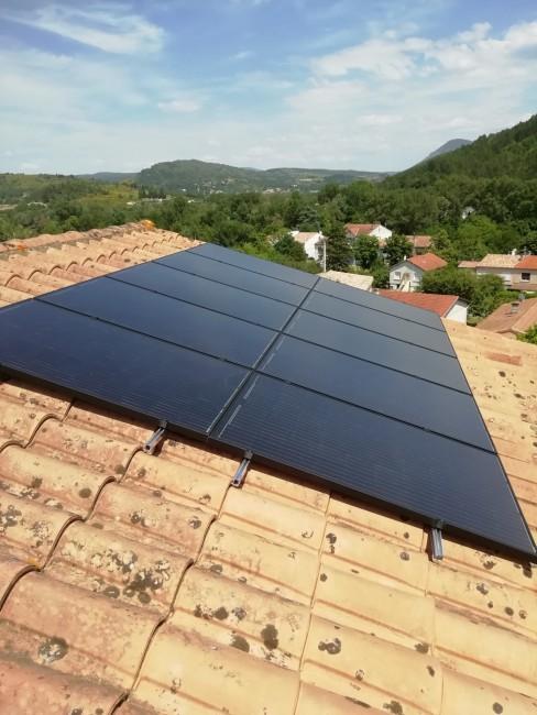 Fournisseur d'équipements d'énergie solaire SAILLAGOUSE CERDAGNE ENERGIE BORIS