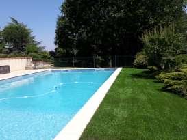 Création, entretien parcs & jardins, gazon synthétique, terrasse bois, sols perméable résine Gaillac Ambiance Paysage 81 - Fabien Manelphe Pascale