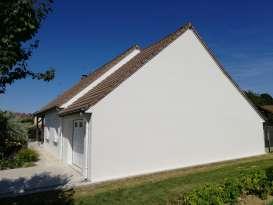 Ravalement de façades Damigny ESPRIT FAÇADES - Applicateur Exclusif VERTIKAL Gilles