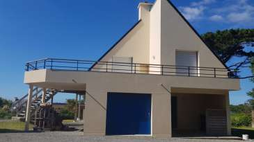 Rénovation de façades Saint-Pabu TALOC FACADES & PEINTURE - Applicateur exclusif VERTIKAL PATRICK