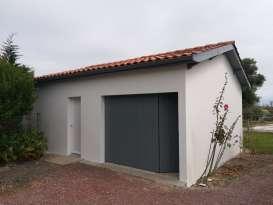 Rénovation de façades Saint-Georges-des-Coteaux Passion Façades - Applicateur Exclusif VERTIKAL Rolande